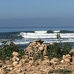 Morning session, Sidi Kaouki