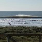 simplemente cai, Playa El Palmar