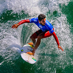 Champion of USA Surfing , 2016, Huntington Beach