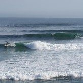 Spring, 2010, Steamer Lane-Middle Peak