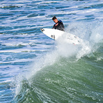 The Slot, Steamer Lane-The Slot