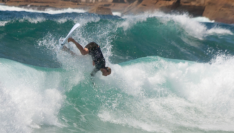 Let it Rip!, Tamarama Reef