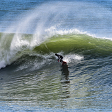 Middle Peak, Steamer Lane-Middle Peak
