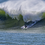 Steamer Lane-Middle Peak