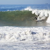 Big waves hitting the coatline of Morocco today!, Anchor Point
