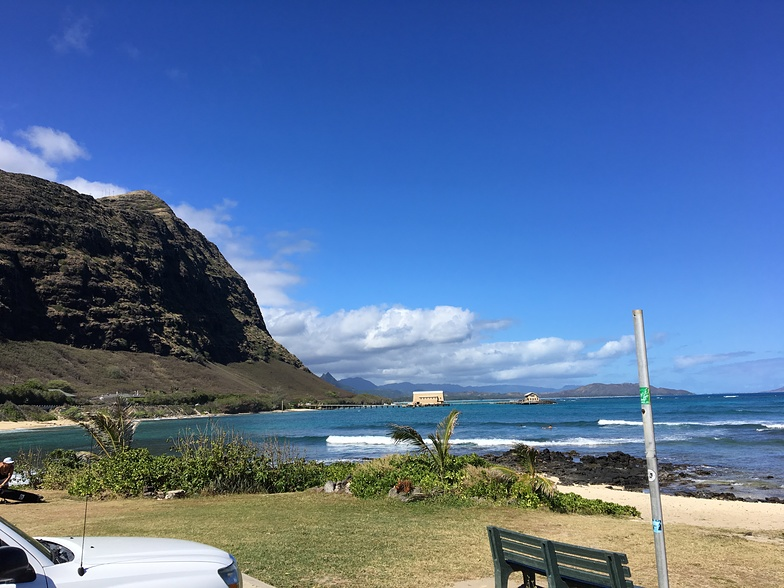 Photo de surf de waimanalo par ashley valera 11 59 am 27 for Waimanalo feed