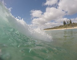 Sick Wave, Currimundi Beach photo