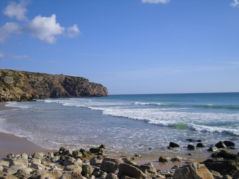 Zavial beach