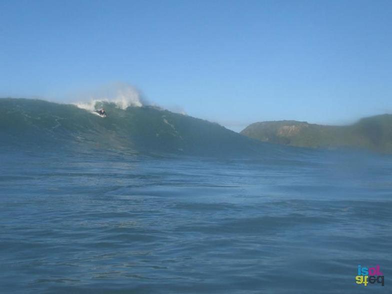 Breaker Bay take off