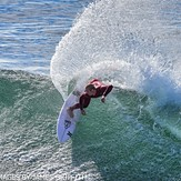 The Slot, Santa Cruz, Steamer Lane-The Slot