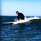 Long board, Fernandina Beach Pier