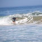Francisco Romero, Playa de los Ahogados