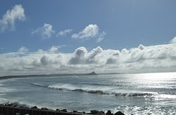 Penzance overlooking Mounts Bay, Mounts Bay (Penzance) photo