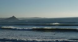 Clean surf at Penzance, Mounts Bay (Penzance) photo