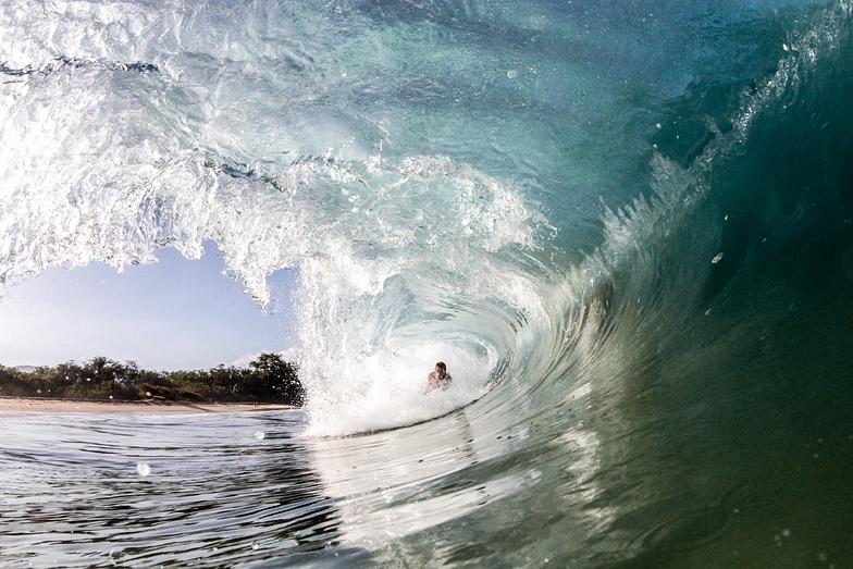 Go big or Go Huge, Big Beach