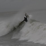 End section re-entry Cody Mohi-Groves, Haumoana River Mouth