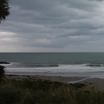 Warrington Beach lookout