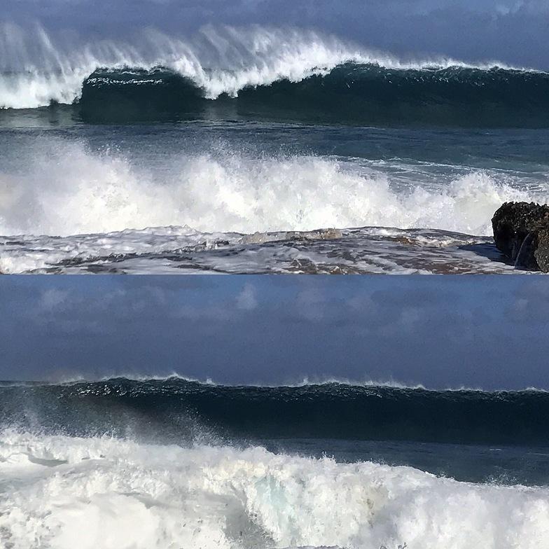 Never gets old., Kepuhi Beach/Sheraton's