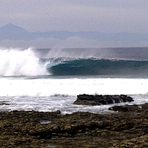 Las Monjas surf spot