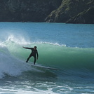 Second of two good days in Nelson, Cable Bay