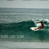 Surfing Grande, Playa Grande