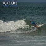 Johan surfing Grande, Playa Grande