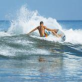 photo: Alberth Artigas, surfer: Blas Bocardo, Santa Cruz