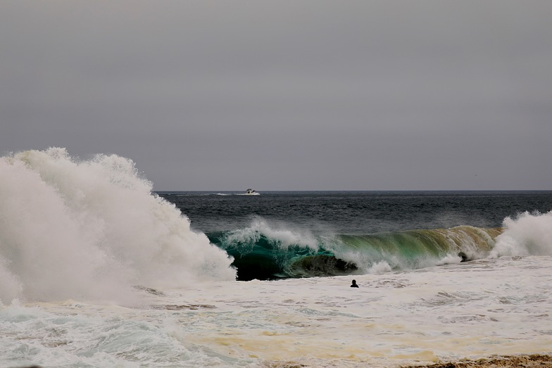 The wave, The Wedge