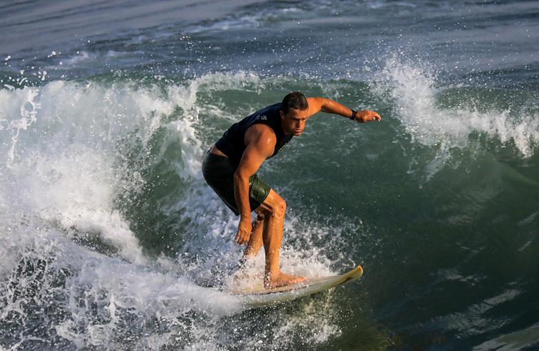 Surfing, Huntington Beach