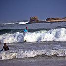 Surfing Langosta