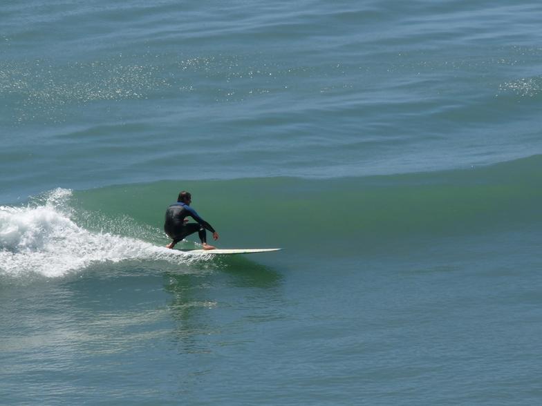 Nicolas Brikke at Fletchers, Fletchers Beach