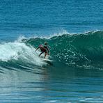 Miramar surfcamp, Punta Miramar