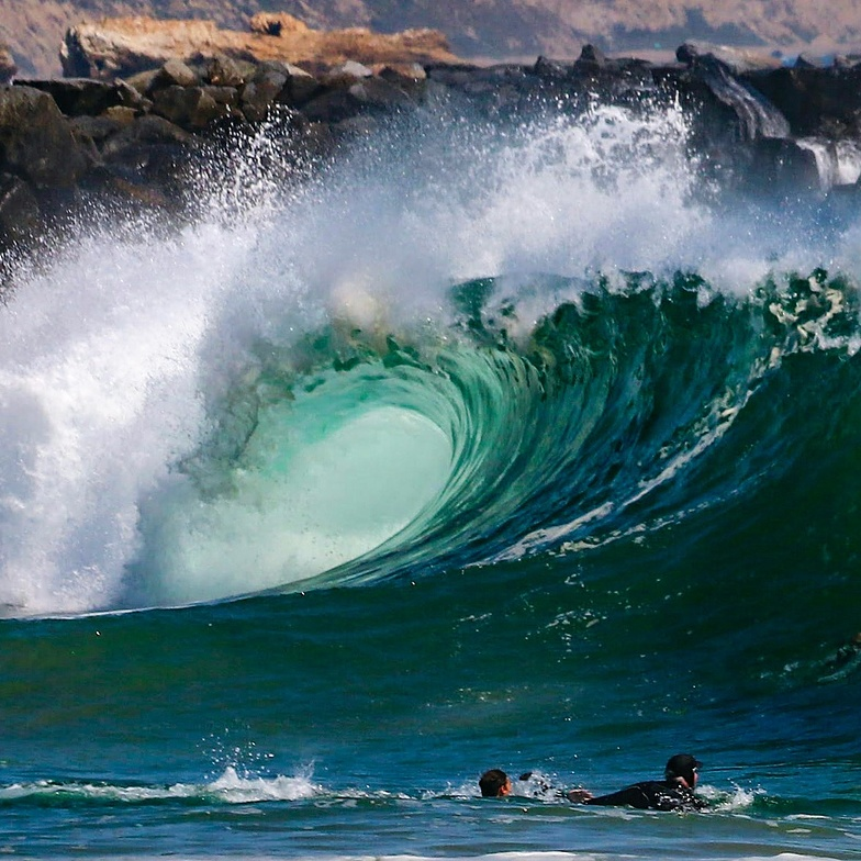 Late May 2017, The Wedge