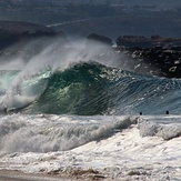 Summer Hurricane Eugene, The Wedge