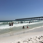 Just another reason to live here❤️, Pensacola beach
