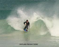 Euan Morell at Lancelin photo