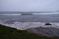 Big Waves at Doogort, Achill Island photo