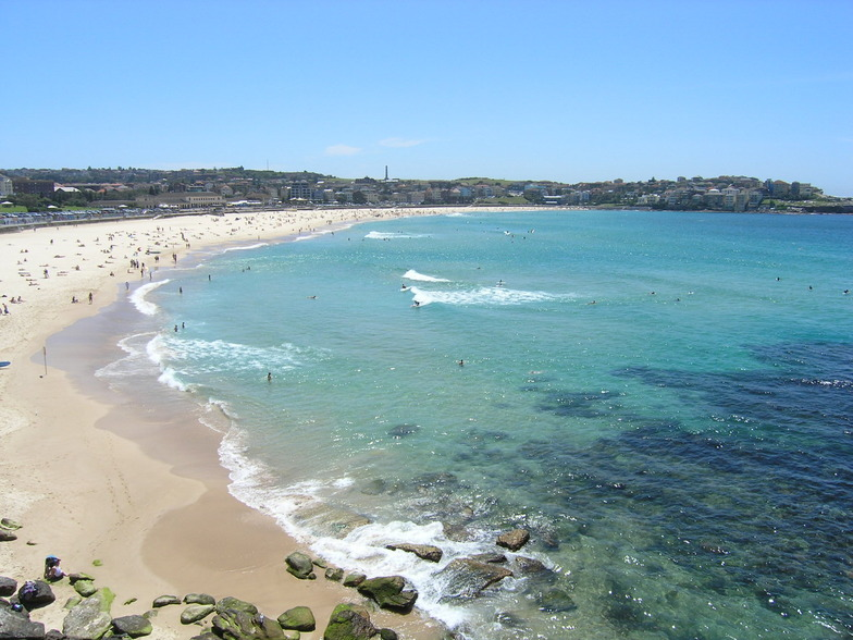 panorama, Bondi Beach