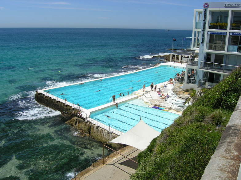 the bondi iceberg, Bondi Beach