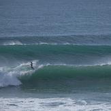 Sizeable but fun at high tide Palue, La Palue