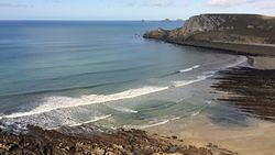 Pointe De Dinan Surf Report photo