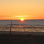 SUNRISE!, Good Harbor Beach