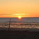SUNRISE!, Good Harbor Beach