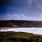 Manorbier, Autumn Storm