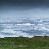 Storm Brian Waves, Rhossili
