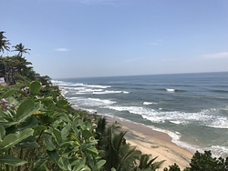 Varkala Beach September 2017 photo