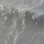 Double overhead day., Nazare