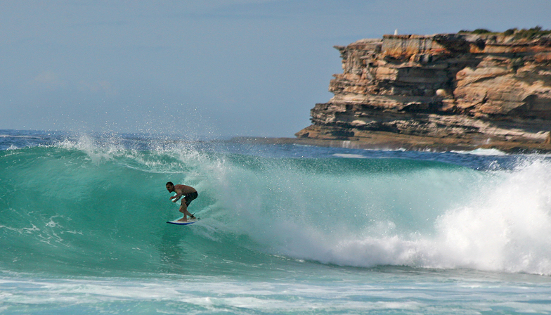 Saturday Spectacular!, Tamarama Reef