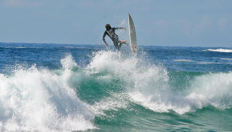 Saturday Spectacular!, Tamarama Reef