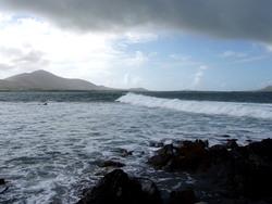 reef break, Ballydavid photo